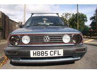 VW Mk2 Golf GL 1.8 1990