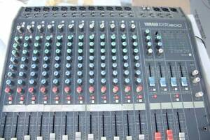 Yamaha 12 Channel Mixer Berwick Casey Area Preview