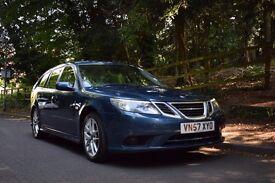 Saab 9-3 93 Estate 1.9 Diesel 15. BHP 57 Plate