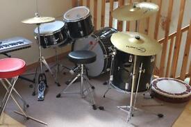 Little used drum kit