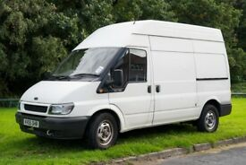2005 Ford Transit Van 100 T350 - MWB - Just 49k Miles - High Roof, Great Condition
