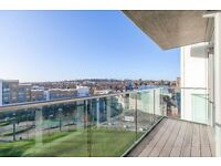 Stunning 6th Floor 1 bed in Popular Development Minutes from DLR
