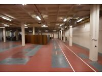Huge light industrial/maker space available in central Bristol | 6,000 sq ft | St Thomas Studios