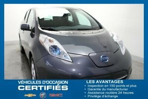 2013 Nissan Leaf SV+NAV+Roue 16''+ ECRAN TACT