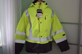 TRANIMO WORKWEAR JACKET - MEDIUM- DOES ANYONE ACTUALLY SELL ANYTHING ON THIS SITE?