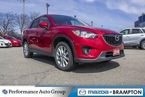 2014 Mazda CX-5 GT|AWD|SUNROOF|NAVI|REAR CAM|HEATED SEATS