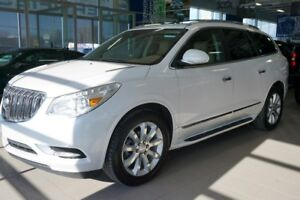 2016 BUICK ENCLAVE AWD PREMIUM 7 PASSAGERS NAVI CUIR