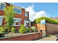3 bedroom, 2 reception semi detached house