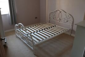 Double Bed Frame - Collection Only