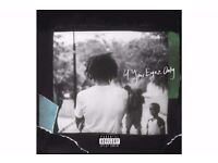 J COLE STANDING TICKET 15TH OCTOBER LONDON O2