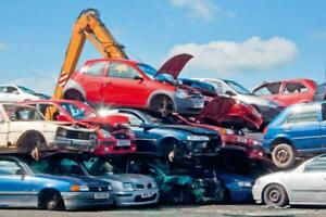 We Buy All Type Scrap Car Or Used Cars -Toyota Corolla -Camry - Matrix -  Honda - Ford - Mazda -Top Cash For Scrap Cars