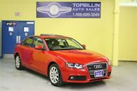 2011 Audi A4 *Quattro*6 Speed*SUNROOF*LEATHER*