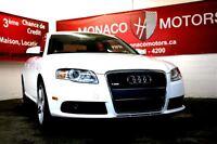2008 Audi A4 2.0T SLINE AT MONACOMOTORS