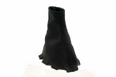 For 09-14 Acura TL Automatic Shift Knob Boot Cover Vinyl Black