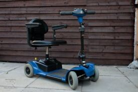 Gogo 4mph Mobility Scooter (carboot size)