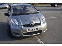 Toyota Yaris 2010 1.0, 5dr, Hatchback EXCELLENT CONDITION £30 TAX not POLO,CORSA,BMW