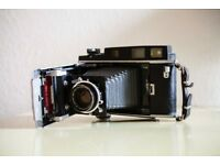 Razzle 900 4x5 - Handheld largeformat camera!