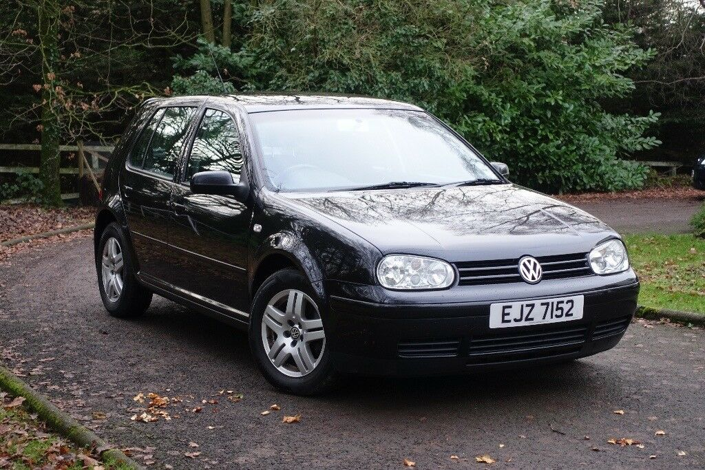 2003 vw golf 2 0 gti mk4 petrol black 5 speed in lisburn  county antrim gumtree Volkswagen Golf Mk7 Volkswagen Golf MK2