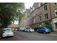 Sunny 2 Bedroom Marchmont Student flat overlooking Meadows