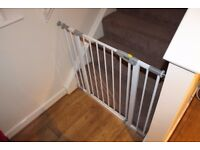 For Sale Safety gate Hauck Extra wide