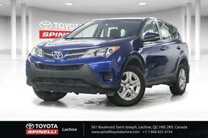 2015 Toyota RAV4 MAG ET TRACTION INTEGRALE FIRST PAYMENT IN MARC