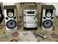 Sony CMT-HPX7 Micro system with 5-CD changer.