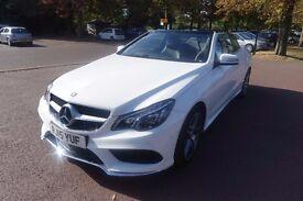 Mercedes-Benz AMG Line E Class 2.1 E220 CDI BlueTEC 7G-Tronic Plus 2dr