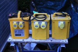 110 volt transformers