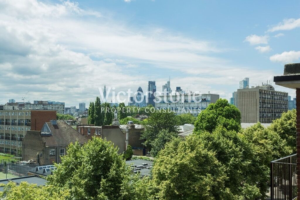 STUNNING TWO BEDROOM APARTMENT WITH ROOF TERRACE BETHNAL GREEN BROADWAY MARKET SHOREDITCH