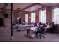 2700 sqft open plan work space /office space in thriving and outstanding creative building