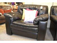 Black Sofa Chair GT 881