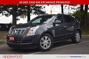 2013 Cadillac SRX LUXURY, AWD, SUNROOF, REAR VIEW CAMERA