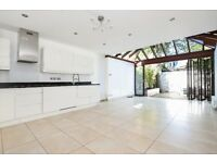 Tibbets Close, SW18 - Well presented and spacious three bedroom terraced house with garden £2300pcm