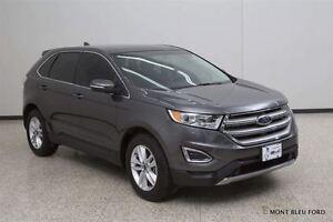2015 Ford Edge SEL/AWD  w/NAV, LEATHER, PANORAMIC ROOF..LOADED ! Gatineau Ottawa / Gatineau Area image 1