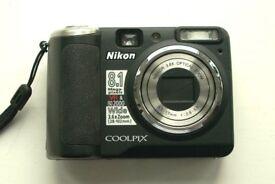 Nikon Coolpix Digital Camera P50