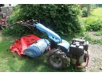 BSC 740 DIESEL CULTIVATOR WITH POWER ROTAVATOR