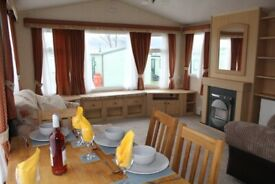 Pre-owned Willerby Salisbury with nice views of the fells