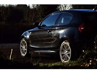 BMW 118D M SPORT , low mileage, leather seat