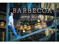 Chef de Partie - Barbecoa by Jamie Oliver