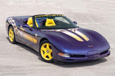 1998 Purple Chevrolet Corvette Convertible    C5 Corvette Photo 1