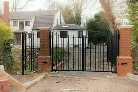 Automated or manual gates