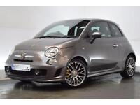 ABARTH 500 1.4 ABARTH 3d 135 BHP (grey) 2014