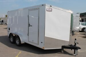 2018 Stealth Trailers Mustang ET 7x14 Enclosed Trailer