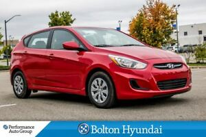 2017 Hyundai Accent GL. NEW. Auto. HTD Seats. Bluetooth. A/C