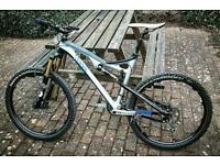 Titus FTM full suspension carbon mountain bike