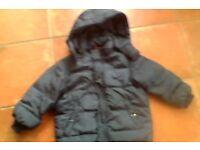 Gap Boy Winter Coat 4-5yrs