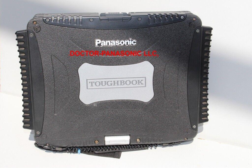 Panasonic Toughbook CF-19 BT/YFI/NOTOUCH(120SSD,*Core Duo,*1.06GHz**2.5GB)*WIN 7