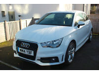 Audi A1 1.2 TFSI S Line Hatchback 3dr with full service history