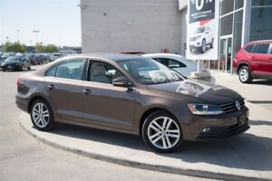 2015 Volkswagen Jetta Highline | Touchscreen Infotainment