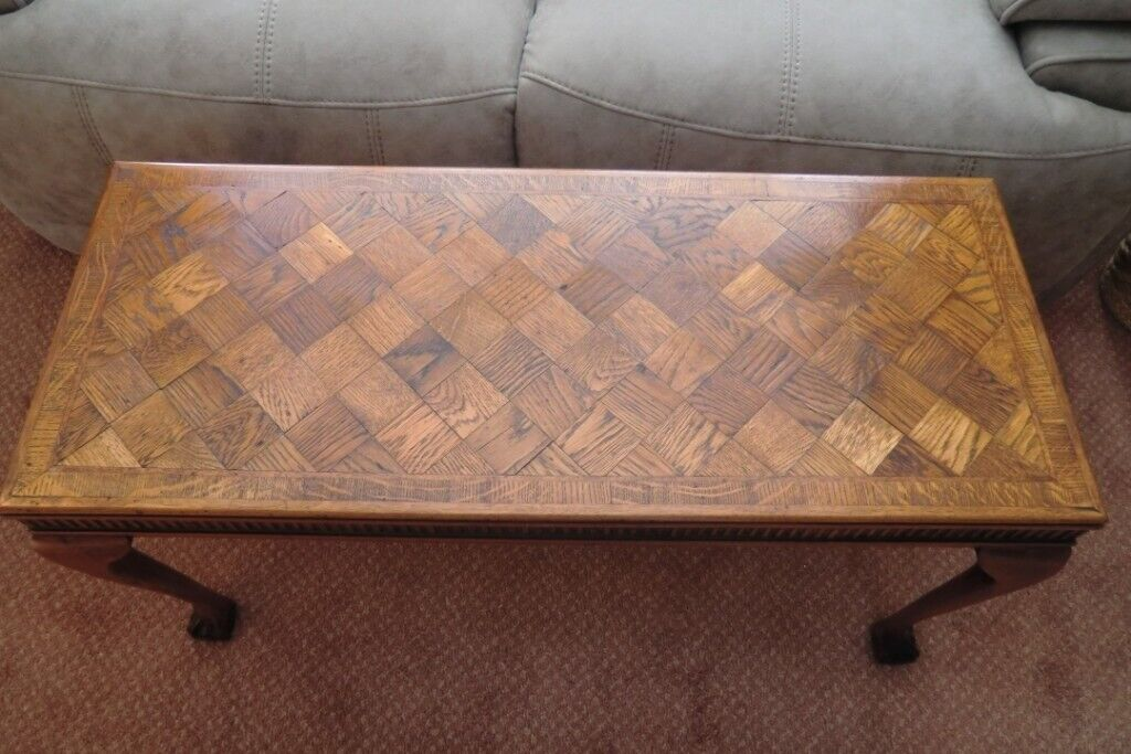 Miraculous Impressive Marquetry Checkerboard Top Coffee Occasional Table In Kings Lynn Norfolk Gumtree Machost Co Dining Chair Design Ideas Machostcouk